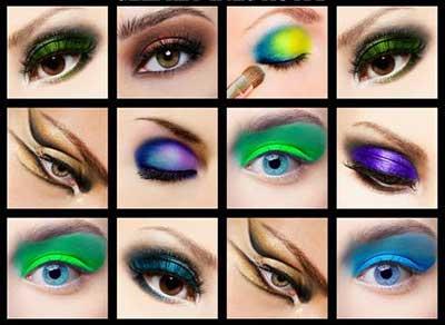 fotos de maquiagens importadas