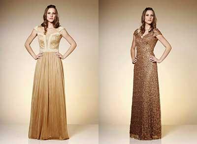sugestões de vestidos da moda evangélica