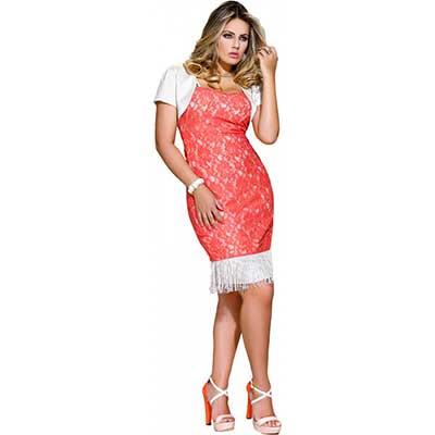 vestidos da moda evangélica