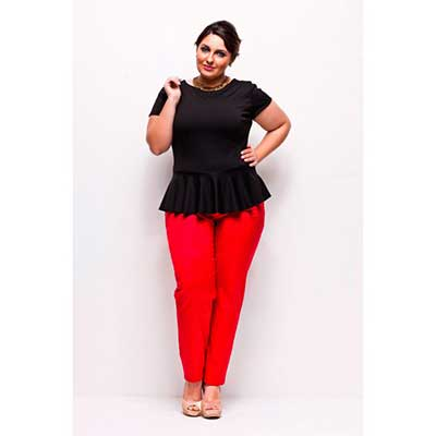 imagens de calças vermelhas