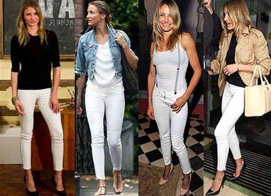 inspiração da moda feminina