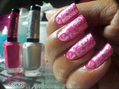 para decoração de unhas