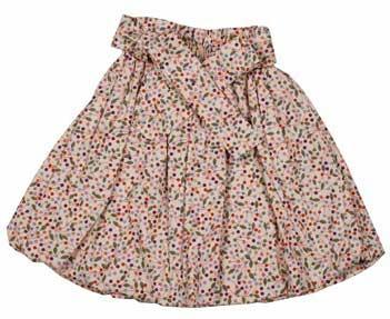 saias de tecido da moda