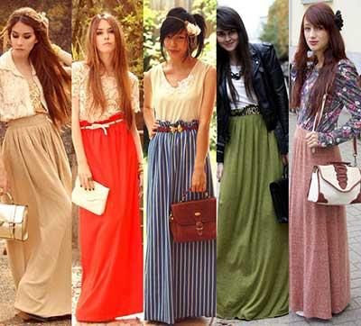 moda feminina em tendências