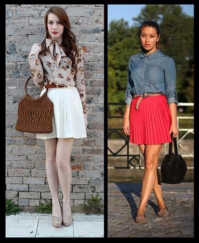 imagens de modelos de saias estampadas