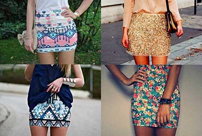 tendências de roupas da moda