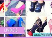 modelos de sapatos lindos