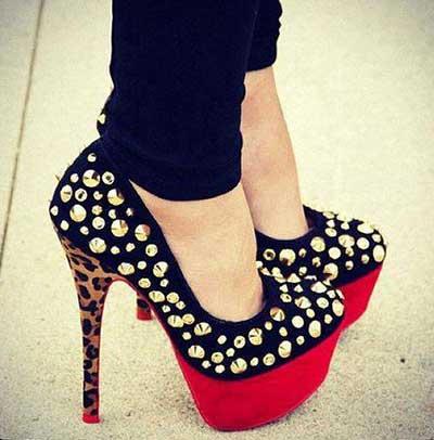 inspiração de calçados
