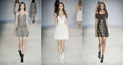 fotos de spfw vestidos