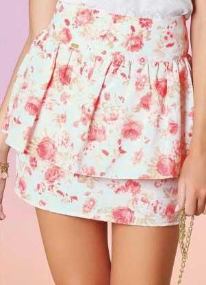 moda feminina para o verão