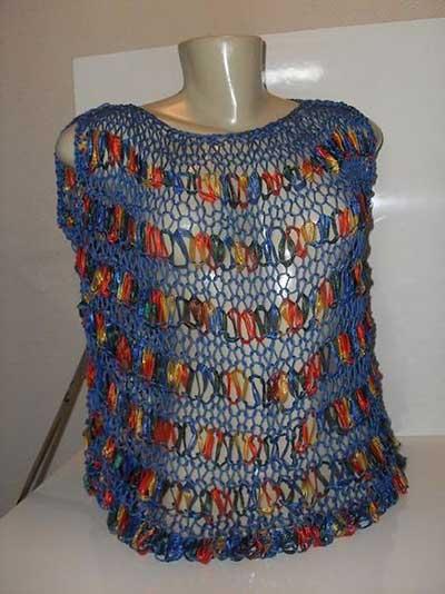 fotos de blusas de trico