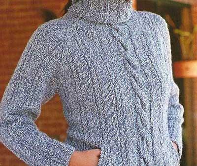 imagens de blusas de trico