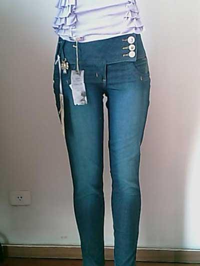 feitas de jeans
