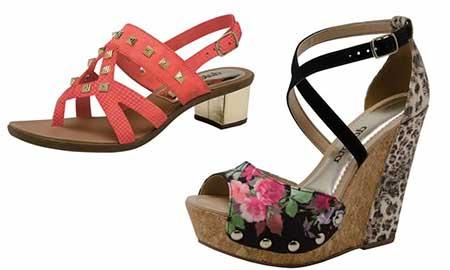 coleções de sapatos dakota