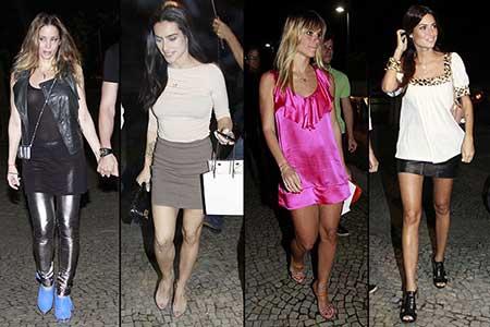 imagens da moda festa