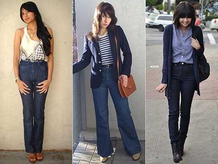 modelos de jeans feminino
