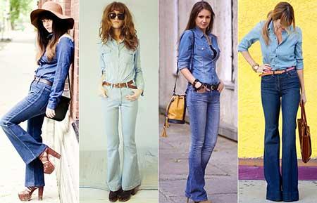 looks com calças jeans femininas