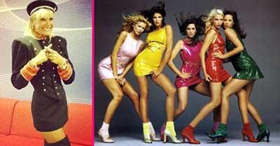 Tendências Da Moda Anos 80 Fotos Dicas Imagens
