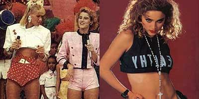 looks moda anos 80