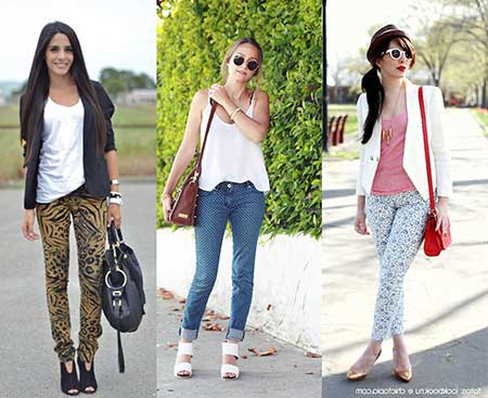 modelos e fotos de jeans feminino