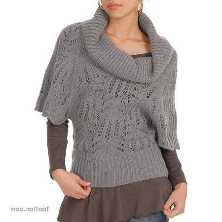 blusas de trico feminino