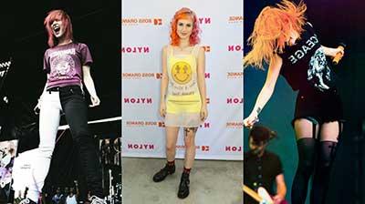 imagens de camisetas de rock