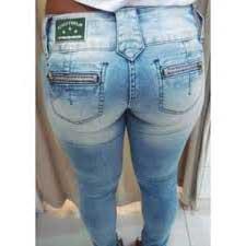calças lindas da moda