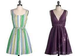 lojas de vestidos