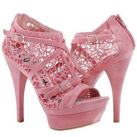 modelos de sapatos de salto da moda