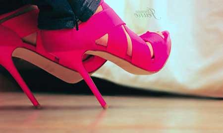 dicas de saltos femininos da moda