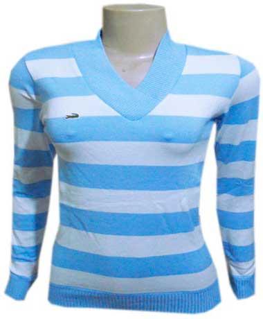 modelos de blusas da lacoste