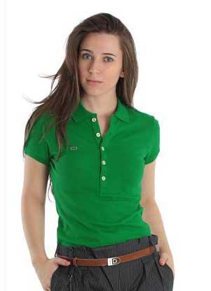 blusa da lacoste para mulheres