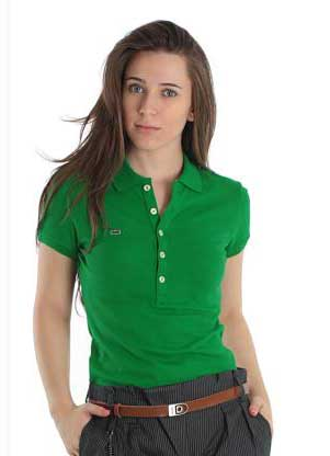8a41c307300 Blusa da Lacoste Feminina Original e Falsificada