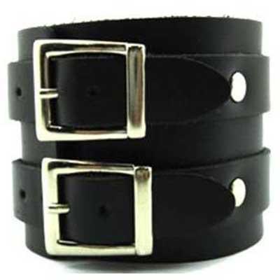 modelos de braceletes de couro