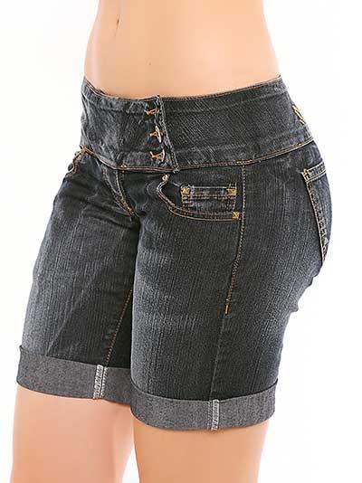 fotos de Bermuda jeans