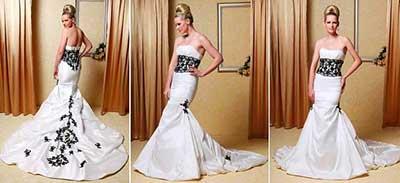 a922f460f O vestido sereia é aquele modelo mais justo no corpo e que vai abrindo a  medida que chega á cauda. Ele é muito bonito