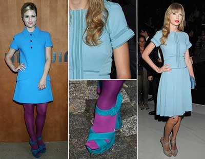 sugestões da moda internacional