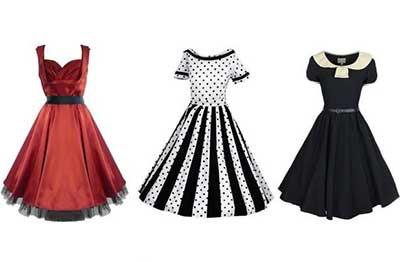 roupas femininas retro