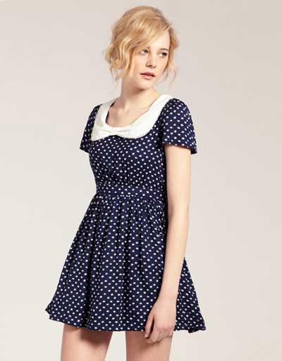 imagens de vestidos retro