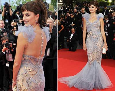 ideias de vestidos sereia