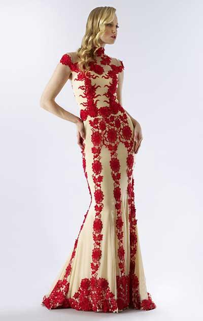 imagens de vestidos sereia