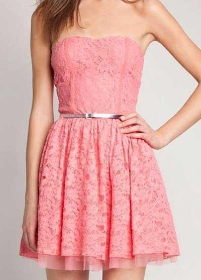 vestidos soltinhos de renda