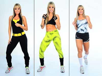 1fe38a85e 35 Roupas Femininas Fitness  Fotos