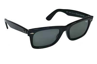 caf304fd4 A Ray Ban é uma grife de óculos esportivos já consagrada no mercado. Por  muito tempo foi voltada realmente apenas aos militares, com modelos  grosseiros e ...