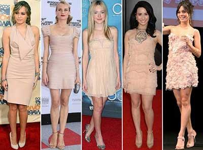 vestidos da moda