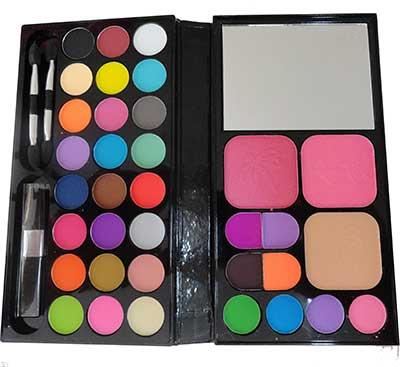 imagens de paletas de maquiagens