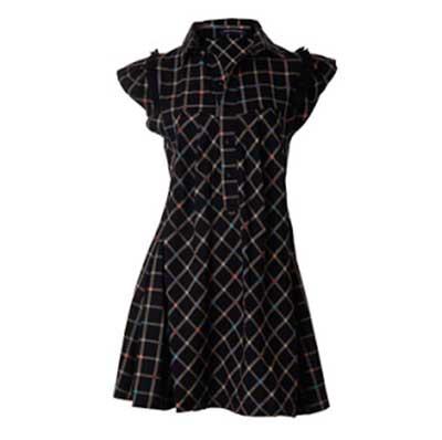 tendências de vestidos simples