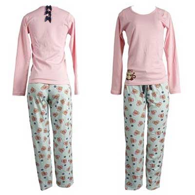 fotos de pijamas femininos