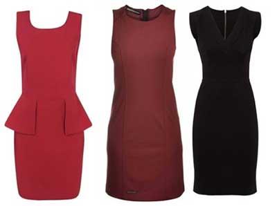 vestidos simples