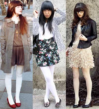 modelos de meia calça